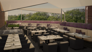 CGI terrace