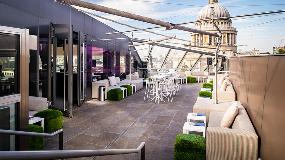 Carom's Summer Rooftop Pop-Up