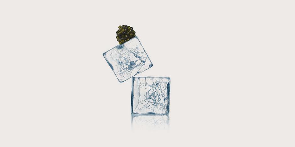 Volzhenka ice