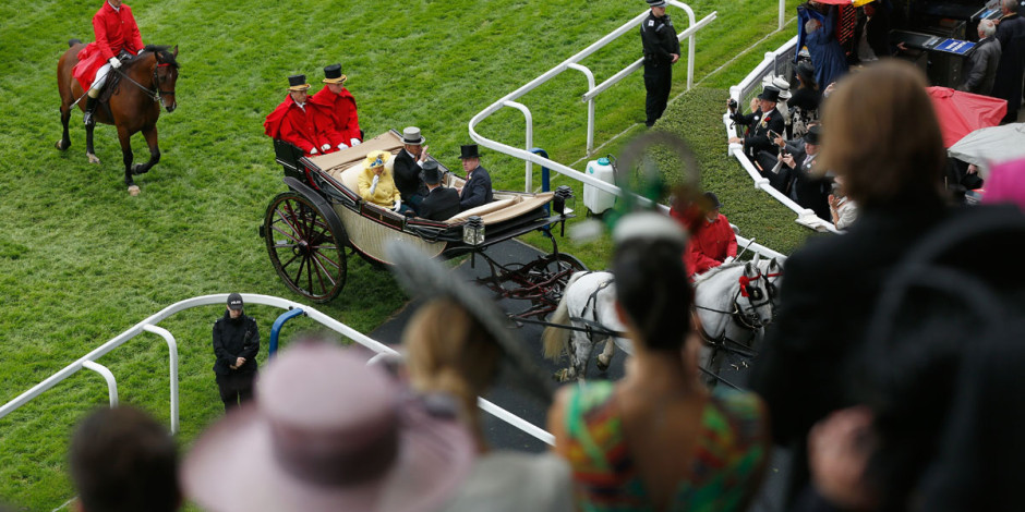 Royal Ascot 2016 - Day 1