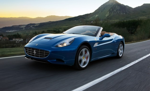 The Ferrari California T