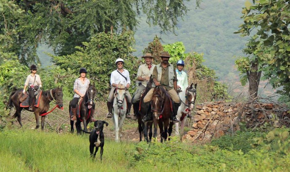 Horse Trekking India