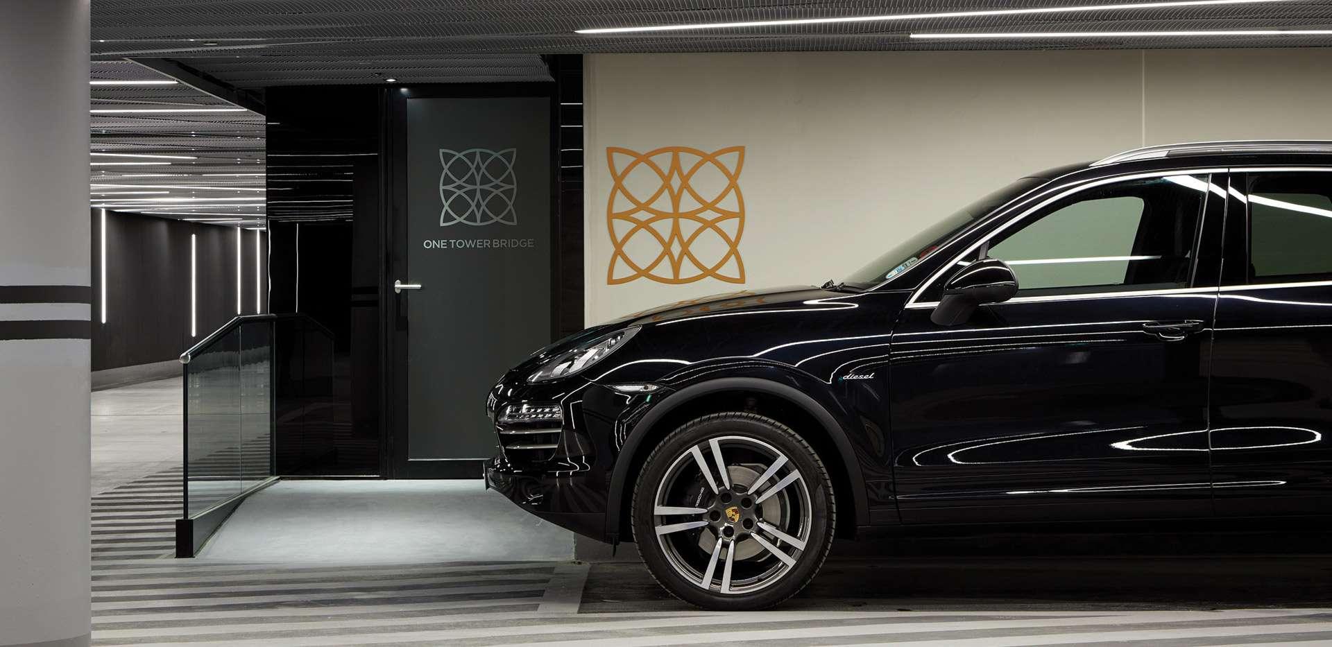 OTB garage
