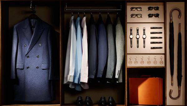 Mr Porter wardrobe 3