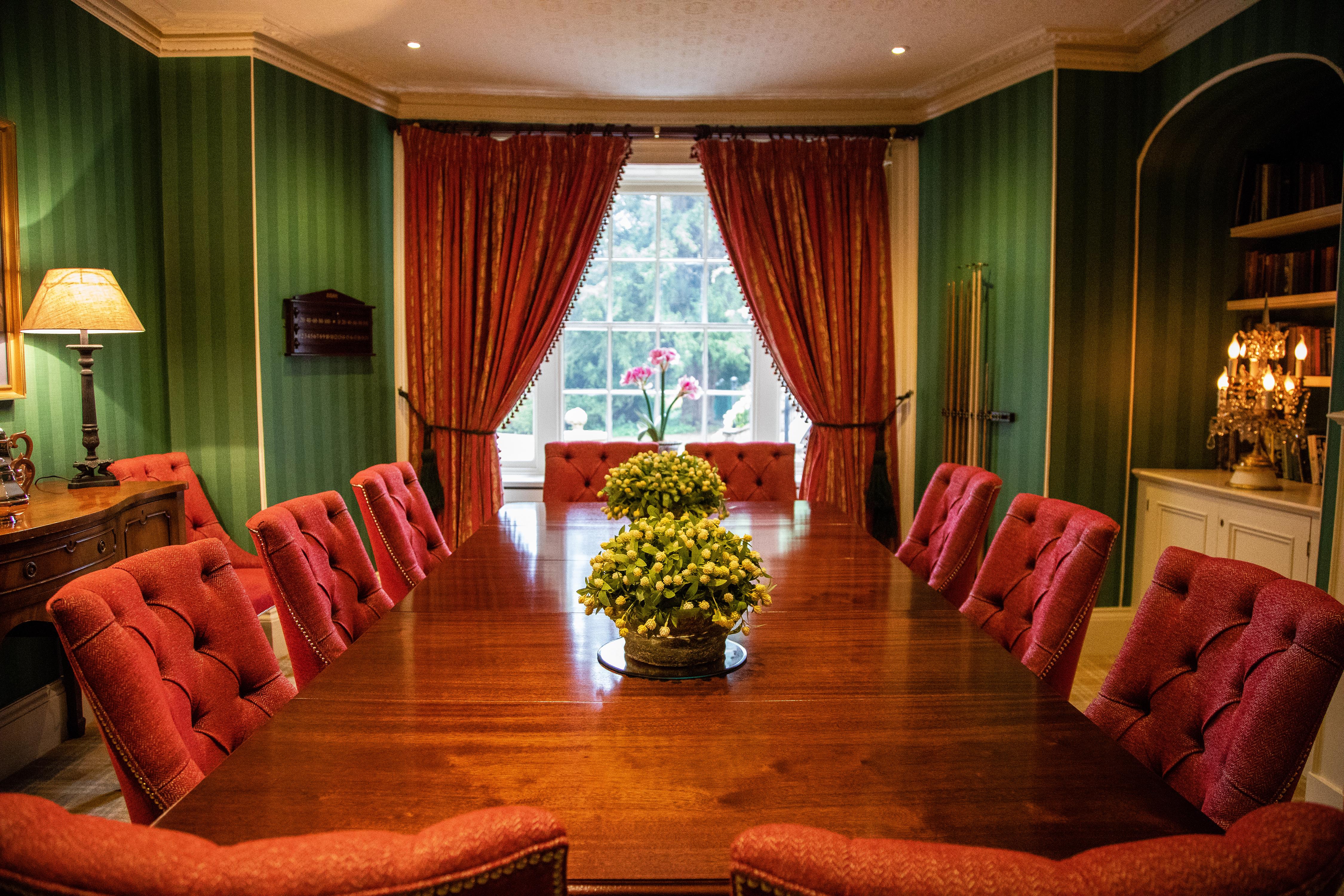 restaurant sherborne dorset luxury accomodation spa private dining
