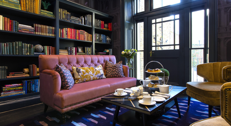 The Academy YTL Hotel London Literature Literary walk