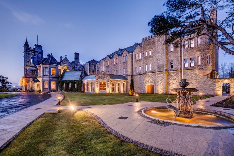 Luxury Hotel Spa Northern Ireland holiday Belfast