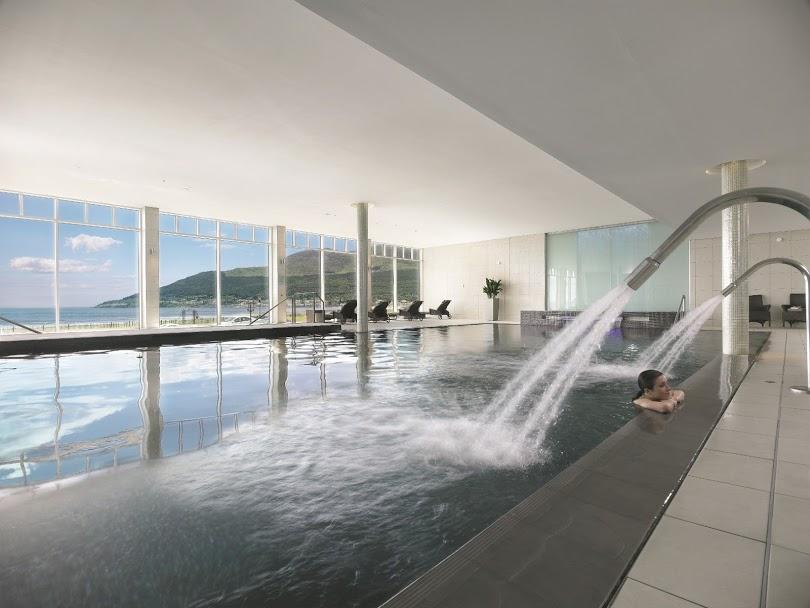 Spa Slieve Donard Hotel Newcastle County Down luxury