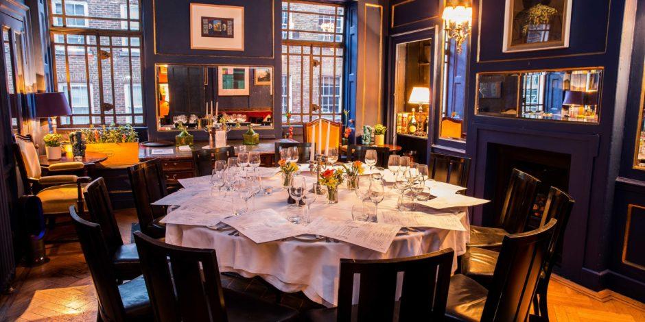L'escargot French dining Soho
