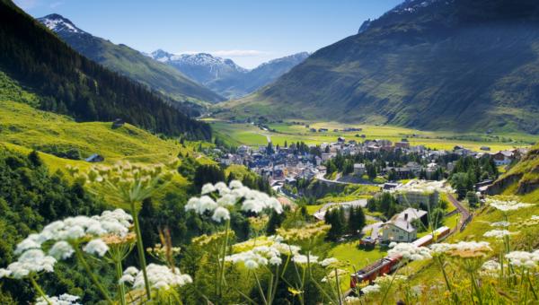 The Chediin Andermatt, Switzerland an Alpine wonderland destination